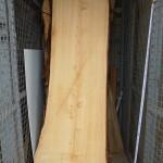 木彫看板 桧